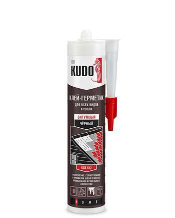 Клей-герметик битумный для всех видов кровли KSK-612