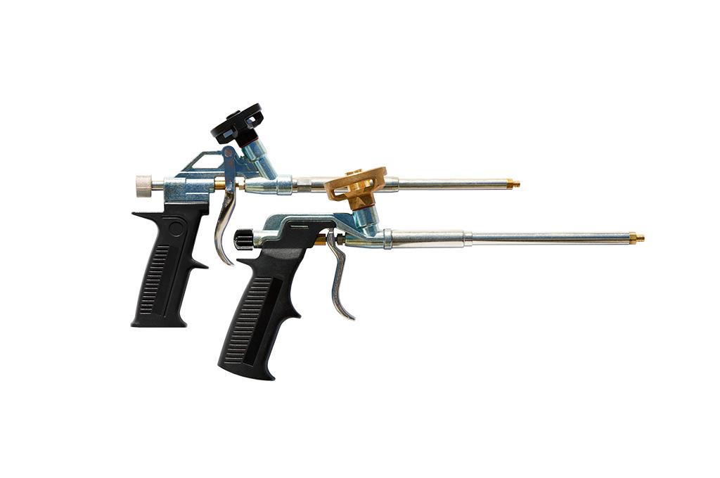 Пистолет для монтажной пены новость